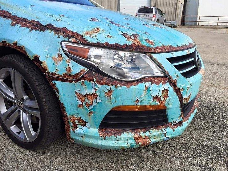 продать битый автомобиль